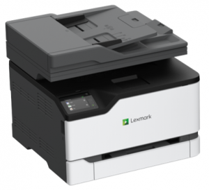 LEXMARK MC3224i color laser MFP, 22 ppm, duplex, Wi-Fi ,ADF, dotykový LCD,LAN