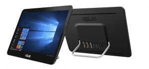 """ASUS Vivo AiO  V161 Celeron N4020/4GB/128GB SSD/15,6"""" dotykový, HD/DOS/černý"""