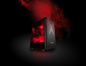 X-DIABLO Gamer X5 2060 (i5-9400F/16GB/SSD 500GB NVME/1TB HDD/RTX2060 6GB/W10/LED)