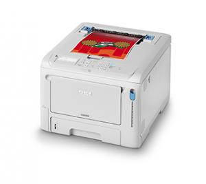 OKI C650dn Tiskárna A4 barevná 36/34 ppm ProQ2400 dpi, PCL, USB, LAN, Duplex, 1GB RAM