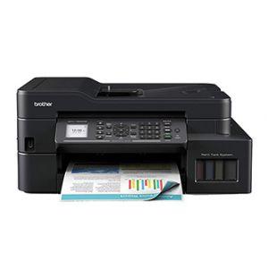 BROTHER MFC-T920DW multifunkce inkoustová A4 128MB 1200x6000 17ppm 150+80/20