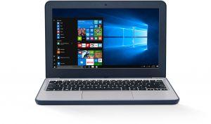 "ASUS VivoBook EDU W202 - 11,6""/N3350/4G /64G eMMC/W10 Pro (Dark Blue/Plastic)"