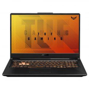 "ASUS TUF Gaming F17 FX706LI - 17,3""/144Hz/i5-10300H/8G*2/512G PCIE/GTX1650Ti/W10H (B. Blac"