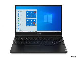 LENOVO Legion5 15.6FHD/RYZEN5 4600H/8GB/512GB SSD /GTX1650Ti/bezOS