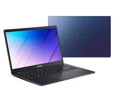 "ASUS E410MA-EK005TS Celeron N4020 14.0"" FHD matny UMA 4GB 128GB WL  Cam Win10S Peacock Blu"