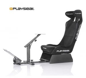 PLAYSEATR Evolution Pro Alcantara