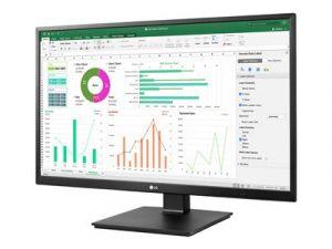 """LG 27BN550Y-B - LED monitor - 27"""" - 1920 x 1080 Full HD (1080p) @ 75 Hz - IPS - 200 cd/m2"""