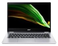 """Acer Spin 1 (SP114-31N-P9P2) Pentium N6000/8GB/256GB SSD/UHD/14""""FHD IPS touch/Stylus/Win10"""