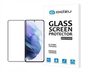 Odzu Glass Screen Protector E2E - Galaxy S21+