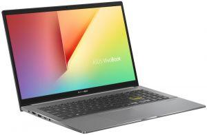 """ASUS VivoBook S533EA-BN129T 15,6"""" FHD/IPS/i5-1135G7/8GB/512GB SSD/Win10 Home/Černý/2 roky"""