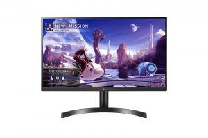 """LG 27QN600-B.AEU 27"""" IPS QHD 2560x1440/350cd/5ms/DP/2xHDMI"""