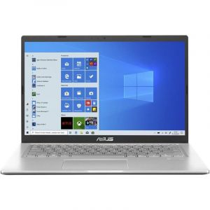 "ASUS X415 - 14"" N5030/4G/256GB SSD/W10 Home (Transparent Silver/Plastic)"