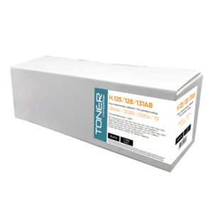 Kompatibilní toner s CF210A, black, 2200str., H.125/128/131AB, pro HP LaserJet Pro 200 M27