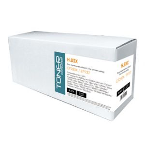 Kompatibilní toner s CF283X, black, 2200str., pro HP LaserJet Pro M201, M225, N