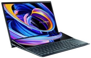 "ASUS ZenBook Duo 14  UX482EG-KA194R i7-1165G7/32GB/1TB SSD/MX450/14"" dotykový FHD/IPS/2r P"