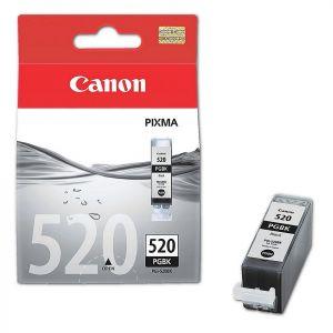 POŠKOZENÝ OBAL - Canon inkoustová náplň PGI-520Bk/ černá