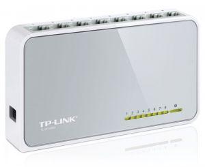 OPRAVENÉ - TP-Link TL-SF1008D/switch 8x 10/100Mbps