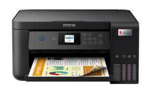 Epson EcoTank L4260, duplex, wifi, LCD displej, multifunkční barevná tiskárna