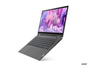 """Lenovo IdeaPad FLEX 5   AMD Ryzen 3 5300U/8GB/256GB SSD/14""""/FHD/IPS/TOUCH/250nitů/PEN/FPR"""